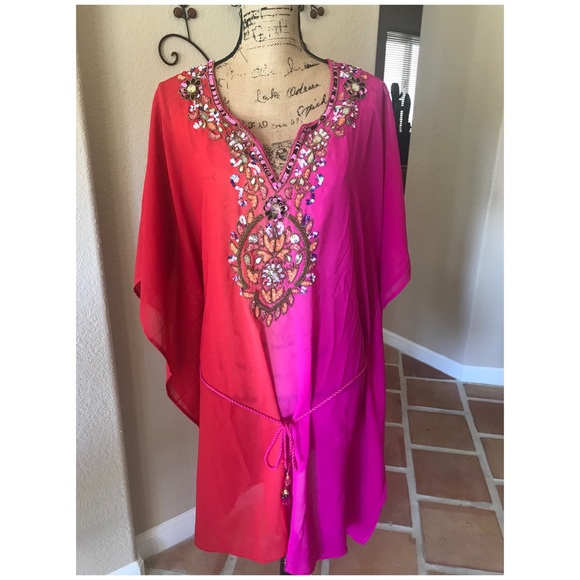 Other - Caftan/ Summer Cover-up New With Tags X-Large♥️♥️